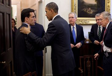 REDSTATE: Eric Cantor doesn't want you. He wants Democrats.