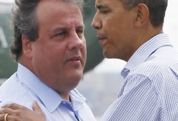 Chris Christie: Obama has been 'outstanding' during Sandy