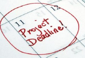 Project-Deadline